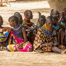 The Turkana Women
