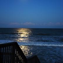 Sunset at Ocean City